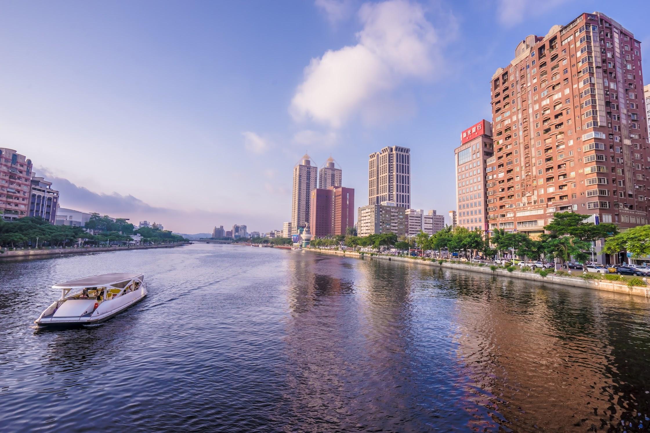 台湾 高雄 愛河2