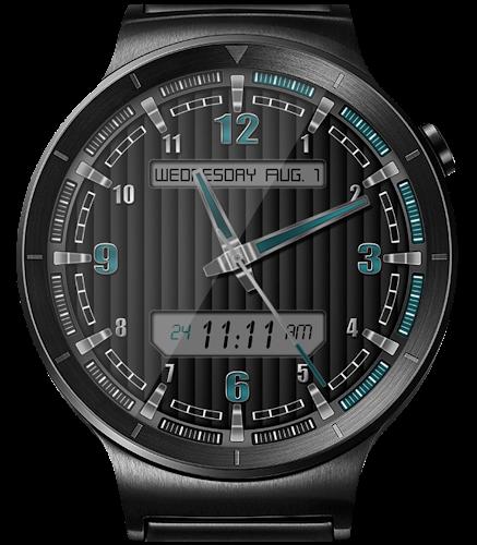 Download Digi-Gen HD Watch Face Widget & Live Wallpaper APK