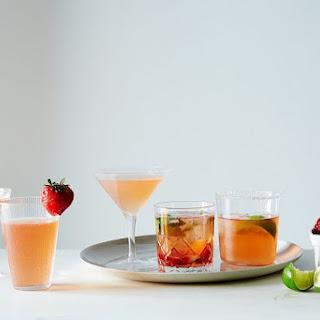 Vodka Rosé Spritzer