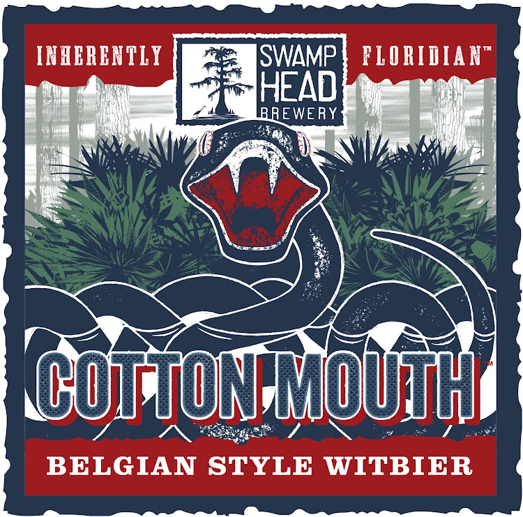 Logo of Swamp Head Cottonmouth