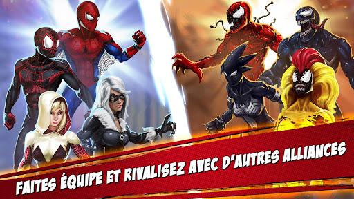 MARVEL Spider-Man Unlimited  captures d'u00e9cran 17