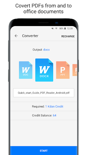 PDF Reader - Sign, Scan, Edit & Share PDF Document 3.24.6 Apk for Android 7