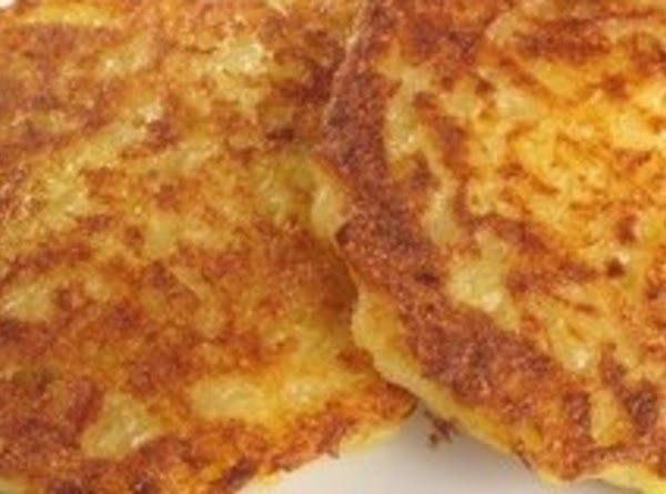 Nana's Potato Pancakes (placki Kartoflane ) Recipe