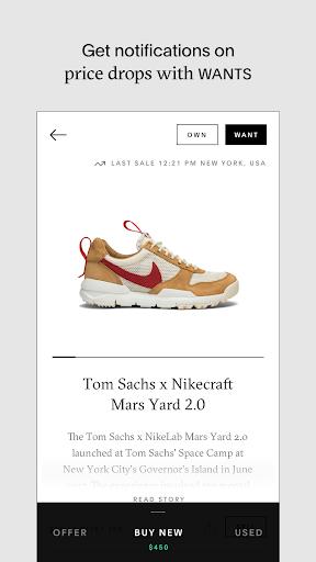GOAT - Sneakers & Designer Fashion screenshots 7