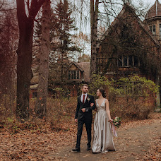 Wedding photographer Valeriya Yarchuk (valeriyarsmile). Photo of 08.11.2018