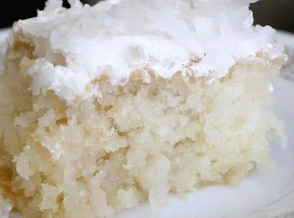Coconut Cream Pie Cake Just A Pinch Recipes