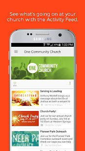 ChurchLink- screenshot thumbnail
