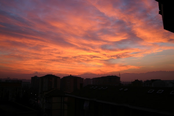 Contorni al tramonto di giulidik