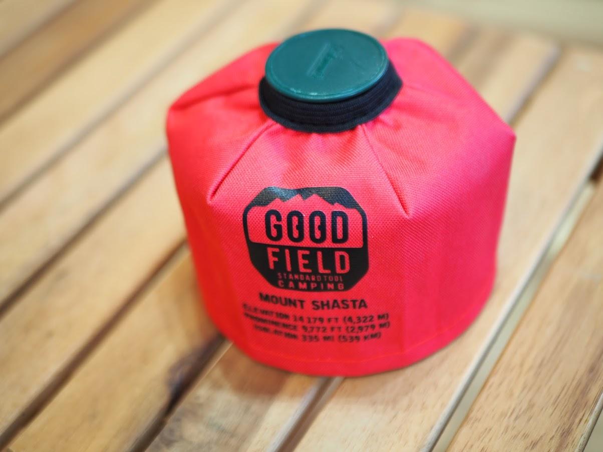 セリア OD缶カバー ガスカートリッジカバー
