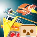 Rocket Carz Racing VR icon