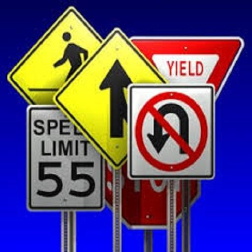 US Road and Traffic Signs