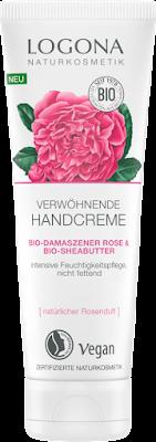 Hand Cream rose & shea butter