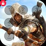 Assassin Origine Lock Screen Icon