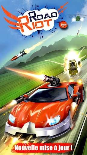 Road Riot APK MOD screenshots 1
