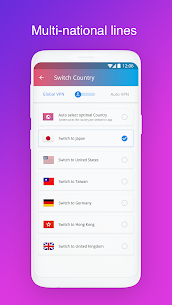 Lets VPN – The VPN that Always ConnectsApp Download For Android 3
