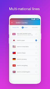 Lets VPN Premium Apk 2.16.0 (Platinum Mod) 2020 3