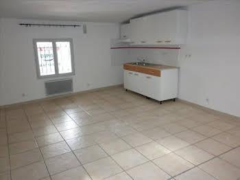 Appartement 2 pièces 57,57 m2
