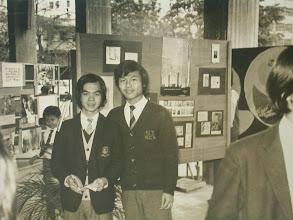 Photo: 參加在喇沙書院舉行的愛與服務展覽04