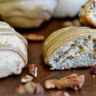 Chewy Banana Pecan Cookies