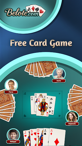Belote.com - Free Belote Game 1.0.26 de.gamequotes.net 1
