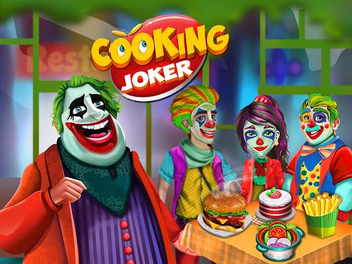 Cooking Joker: Food Fever Restaurant Craze Kitchen  captures d'écran 1