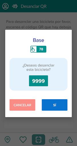 BiciMAD screenshot 6