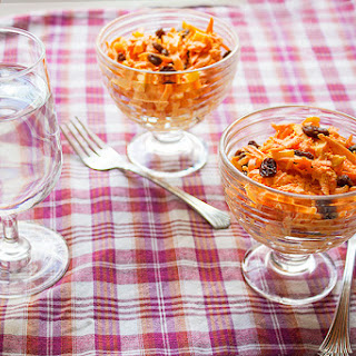 Carrot Salad Flavorful Easy.