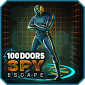 100 Doors Spy Escape