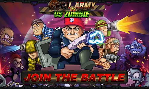 Screenshot 1 Army vs Zombies 2.0.1.8 APK hack