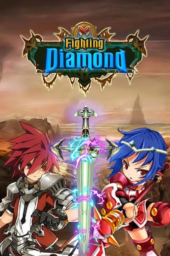 Diamond fighting online