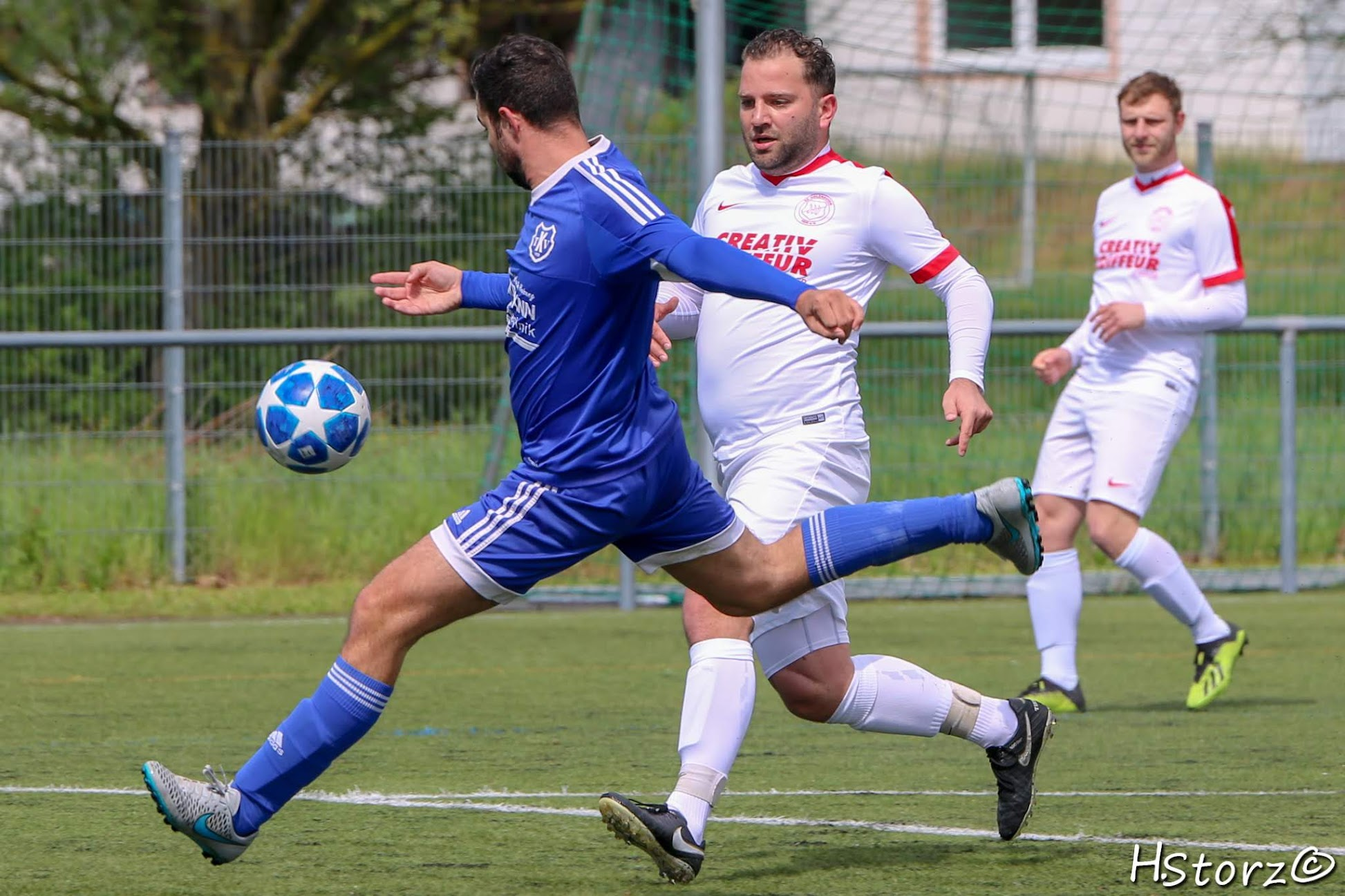 SC Holzhausen – TVK I   2:2 (0:2)