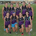 A-grade ladies: Blazers - back, Emily Flood, Toni Gale, Cassidy Morley, Bella Stewart, Heidi Campbell, front, Molly Houguet, Chelsea Hancock, April Smith and Mae Harvey.
