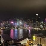 mesmerizing views of the Hong Kong skyline at EYEBAR in Kowloon in Hong Kong, , Hong Kong SAR
