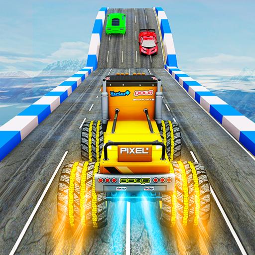 Monster Truck Highway Racing
