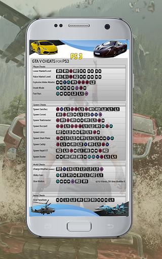 Cheats GTA 5 1.0 screenshots 7
