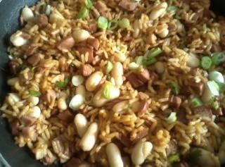 White Beans Brown Rice Recipe