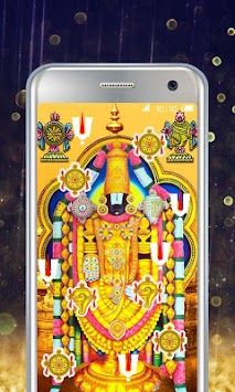 Lord Balaji Live Wallpaper Poster