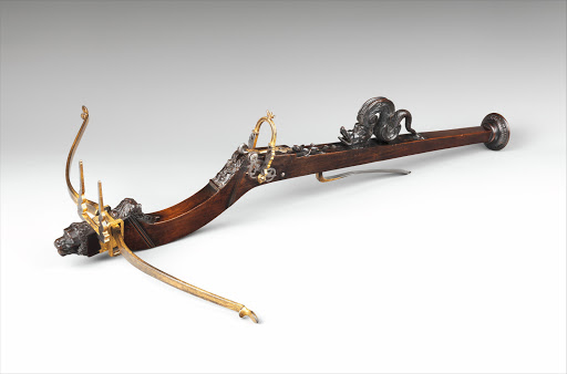 Small Pellet Crossbow, probably for a Woman or Child