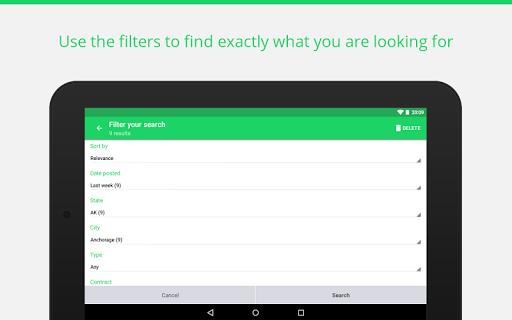 Find job offers - Trovit Jobs 4.41.0 screenshots 11