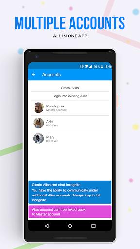 Hoop Messenger 2.23.2129 screenshots 4
