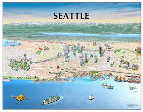 Photo: Seattle- 2011 for Cooper 3D maps