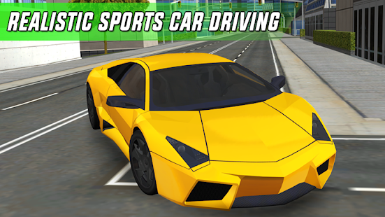 Super Car Street Racing- screenshot thumbnail