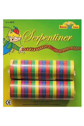 Serpentiner 2-pack