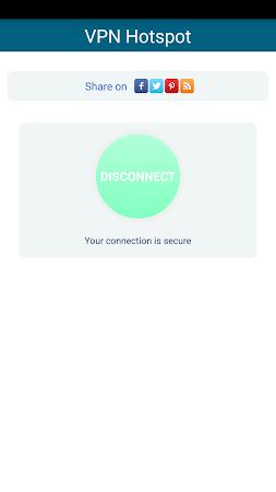 VPN Hotspot Free 1.0 screenshot 2092648