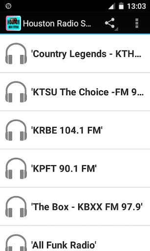 Houston Radio Stations  screenshots 1