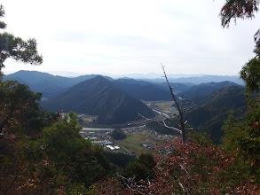 岩場からの眺め2