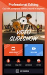 screenshot of VidArt - Video SlideShow Maker split video IGTV