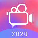 Video Editor & Free Video Maker Filmix with Music icon