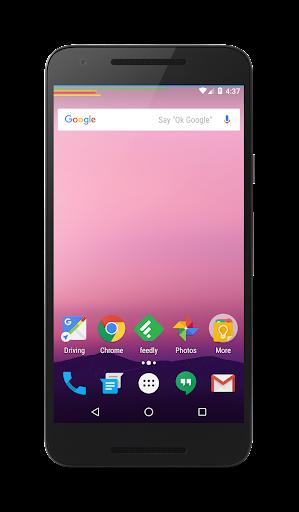 PowerLine: On screen battery, signal, data lines  screenshots 6