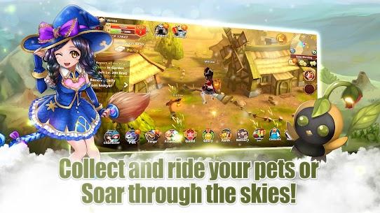Flyff Legacy Mod Apk – Anime MMORPG – Free MMO Action RPG 3
